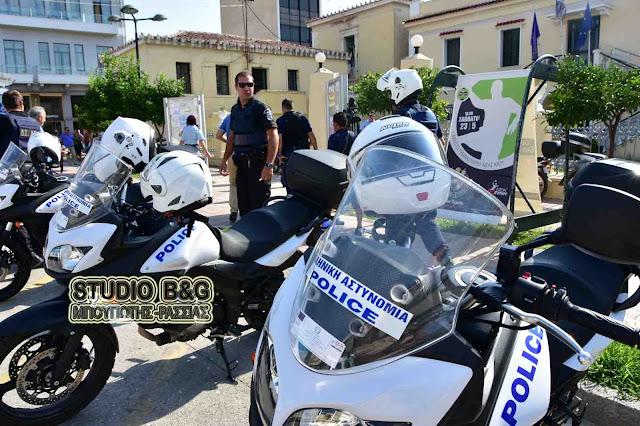 Διαμαρτύρονται οι αστυνομικοί της Αργολίδας για τις μετακινήσεις αστυνομικών δυνάμεων για «ψύλλου πήδημα»