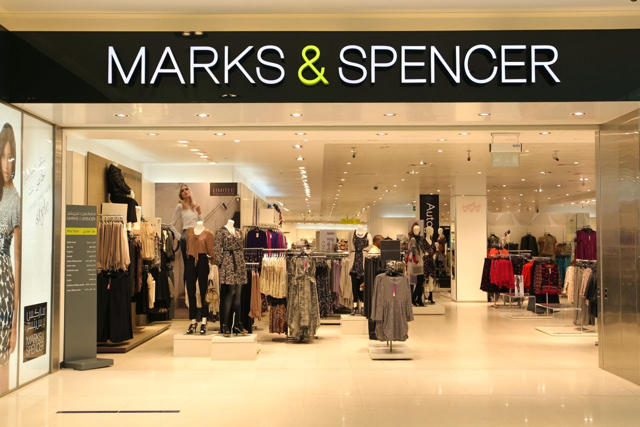 Pixels Thoughts & Words For Marks & Spencer