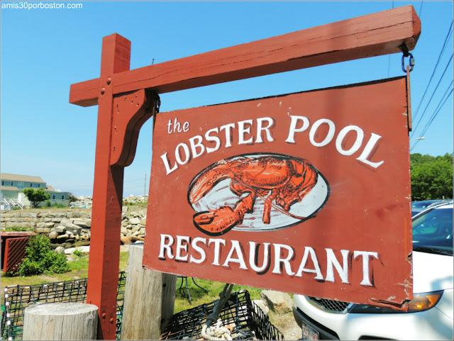 Lobster Shacks en Massachusetts: The Lobster Pool Restaurant