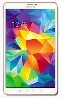 Harga baru Samsung Galaxy Tab S 8.4 T705NT, Harga second Samsung Galaxy Tab S 8.4 T705NT