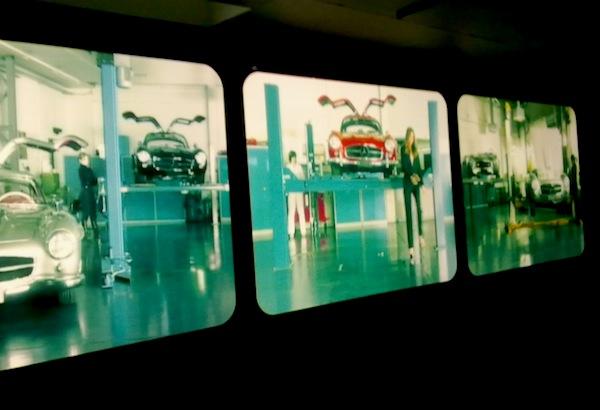Novecento mai visto - Brescia - Daimler Art Collection - Sylvie Fleury, Cosmic atelier 2005