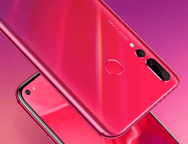 Huawei Nova 4 is now official, features 48MP camera and Kirin 970 octa-core processor