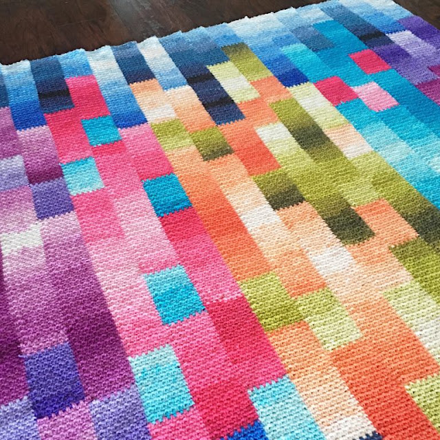 The Art of Crochet Blankets by Rachele Carmon of Cypress Textiles -- Book Review by Susan Carlson of Felted Button