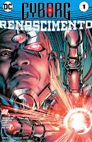 Cyborg: Renascimento #1