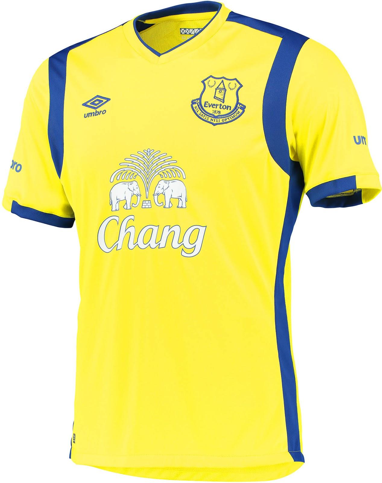 Fc Everton Trikot