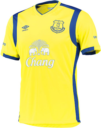 competitive price 1f6b0 a259c Everton 16-17 Third Kit Released - Footy Headlines