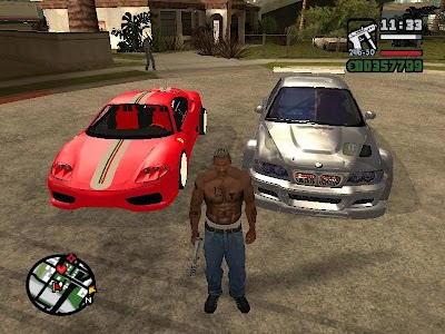 Pc andreas crack theft free download san auto grand