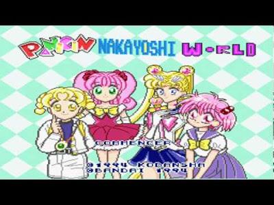 Rom de Panic in Nakayoshi World - SNES - Em Português - Download