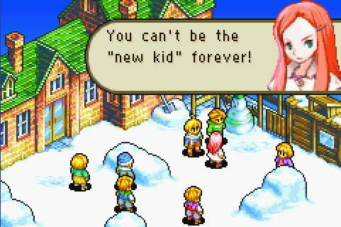 Final Fantasy Tactics Advance screenshot 1