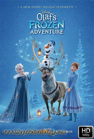 Olaf Otra Aventura Congelada De Frozen [1080p] [Latino-Ingles] [MEGA]