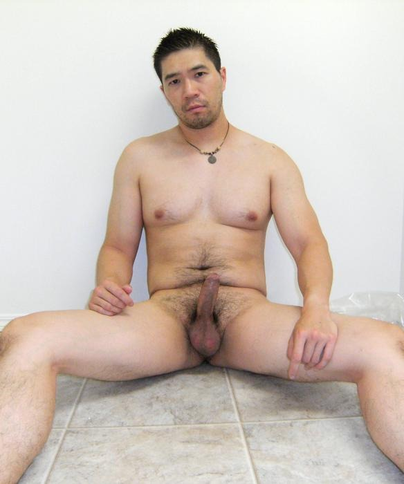 asian daddy nude