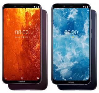 Nokia 8.1 Diluncurkan di India dengan RAM 4GB, Layar 6.18 inci