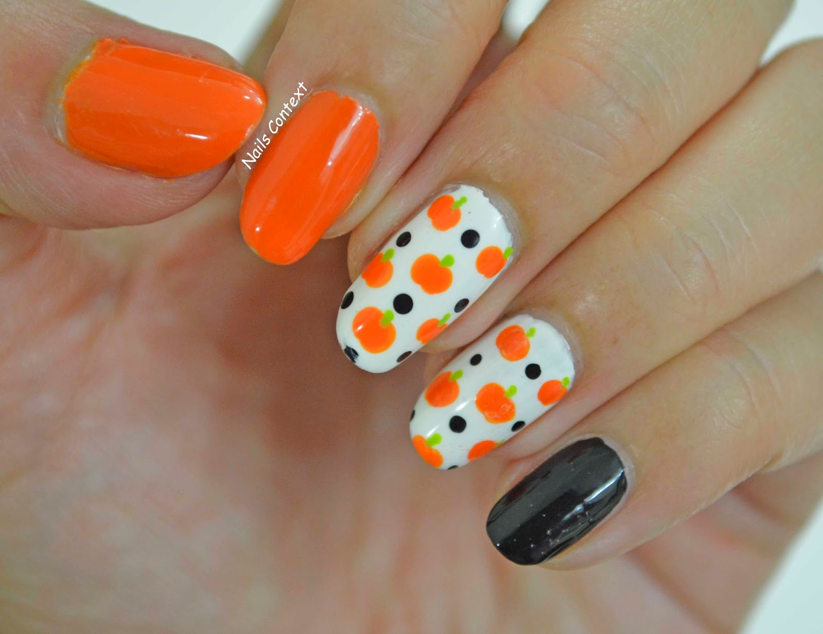 Nails context pumpkins prinsesfo Choice Image