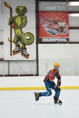 Lance Skating
