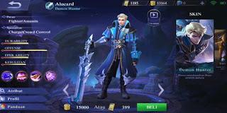 Cara Menggunakan Alucard Mobile Legends + Build Item Terkuat