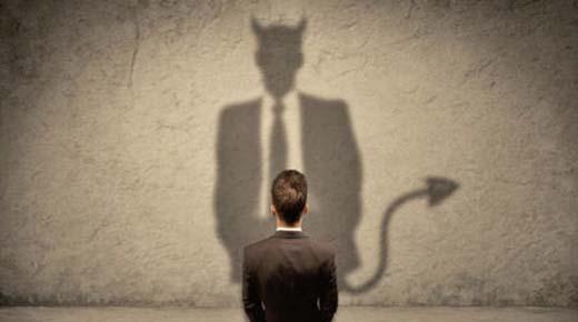 ¿Porque hay tantos psicopatas en posiciones de poder?