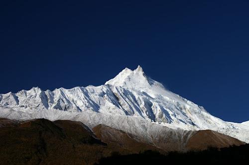 Manaslu - Oitava montanha nais alta do mundo