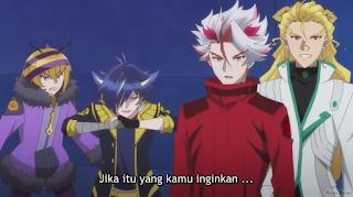 Show by Rock!! Mashumairesh!! Episode 03 Subtitle Indonesia
