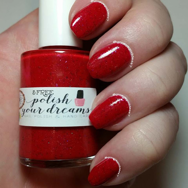 Polish Your Dreams Off With Their Heads