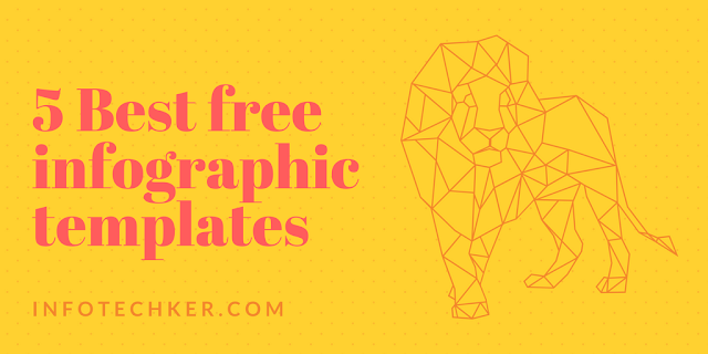 5 Best free infographic templates