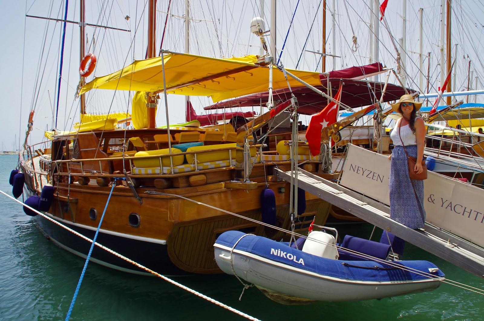 Neyzen Gulet Yachting