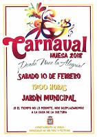 Huesa - Carnaval 2018