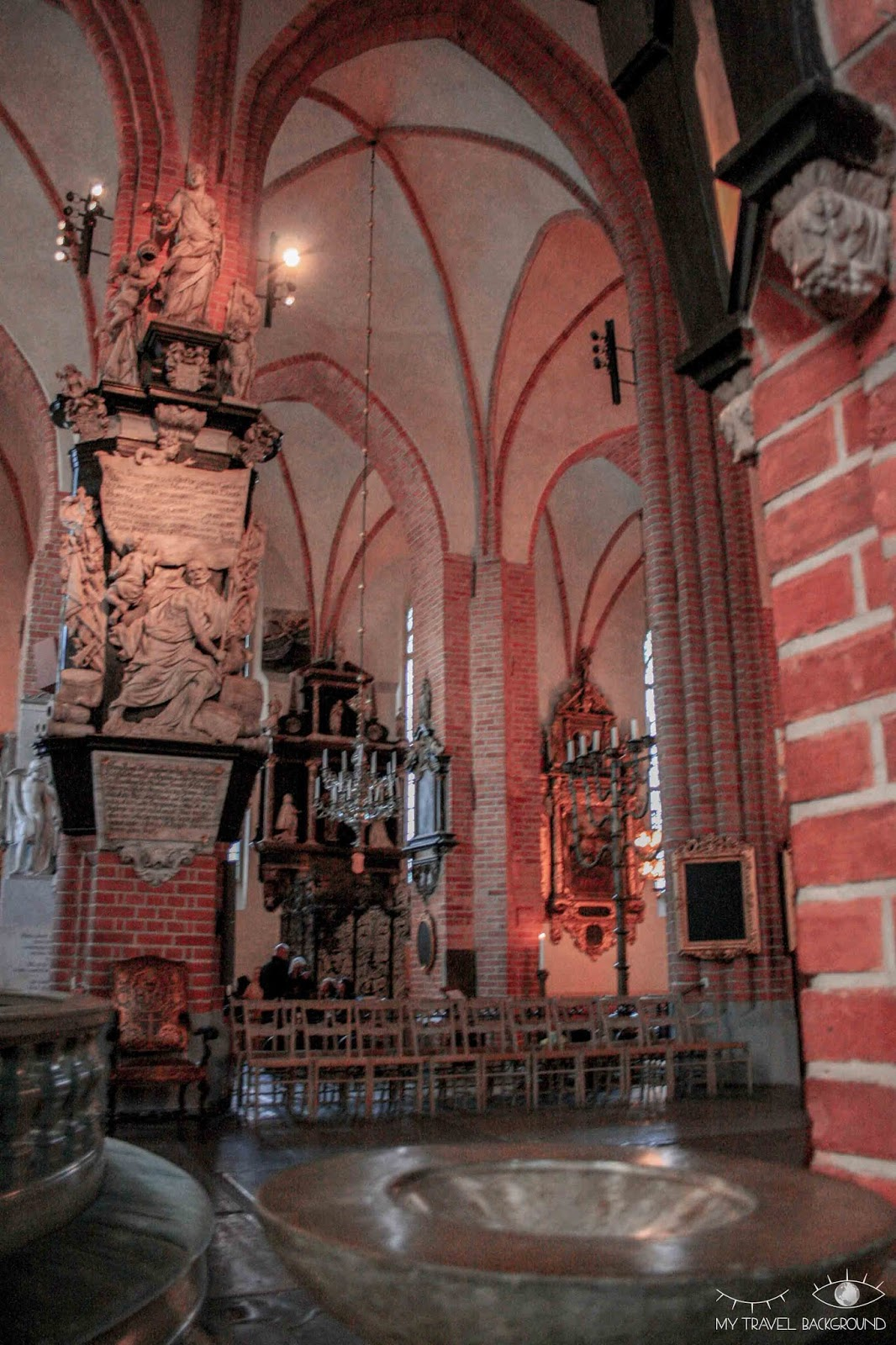 My Travel Background : Visiter Stockholm, mes immanquables - Cathédrale Storkyrkan
