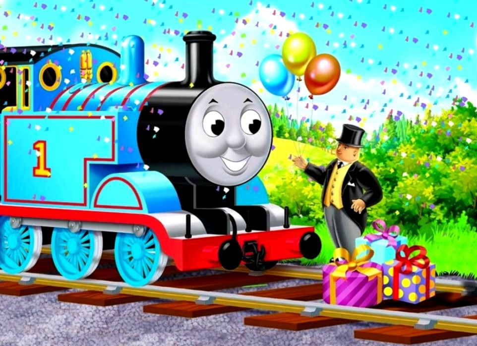 Thomas the Tank Engine HD Wallpapers Background Images