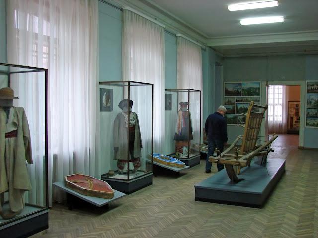 Зал истории