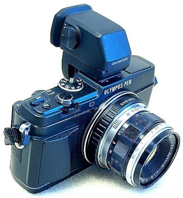 Olympus E-P5, FZuiko Auto-S 38mm F1.8