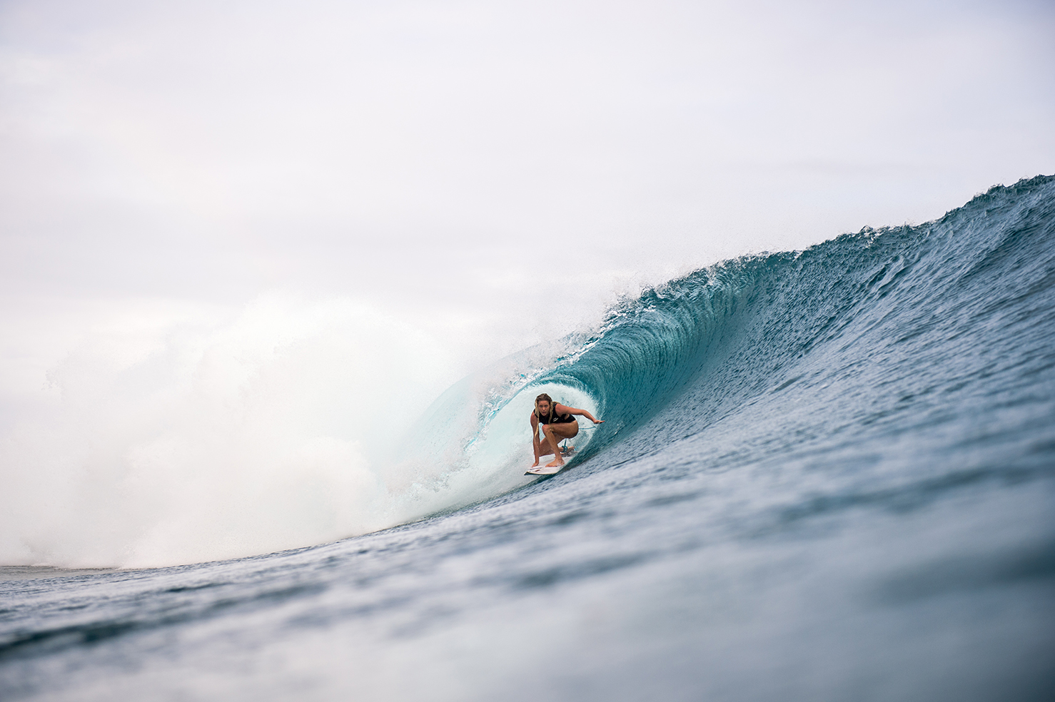 Laura Enever Surfing.
