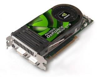 VGA Nvidia Komputer PC