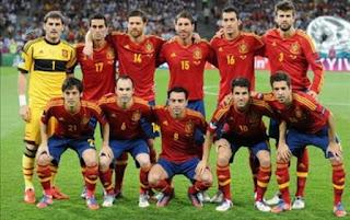 موعد مباراة ايطاليا واسبانيا والقنوات الناقلة