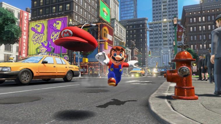 Super Mario Odyssey contará entre 30 y 50 lunas en cada mundo