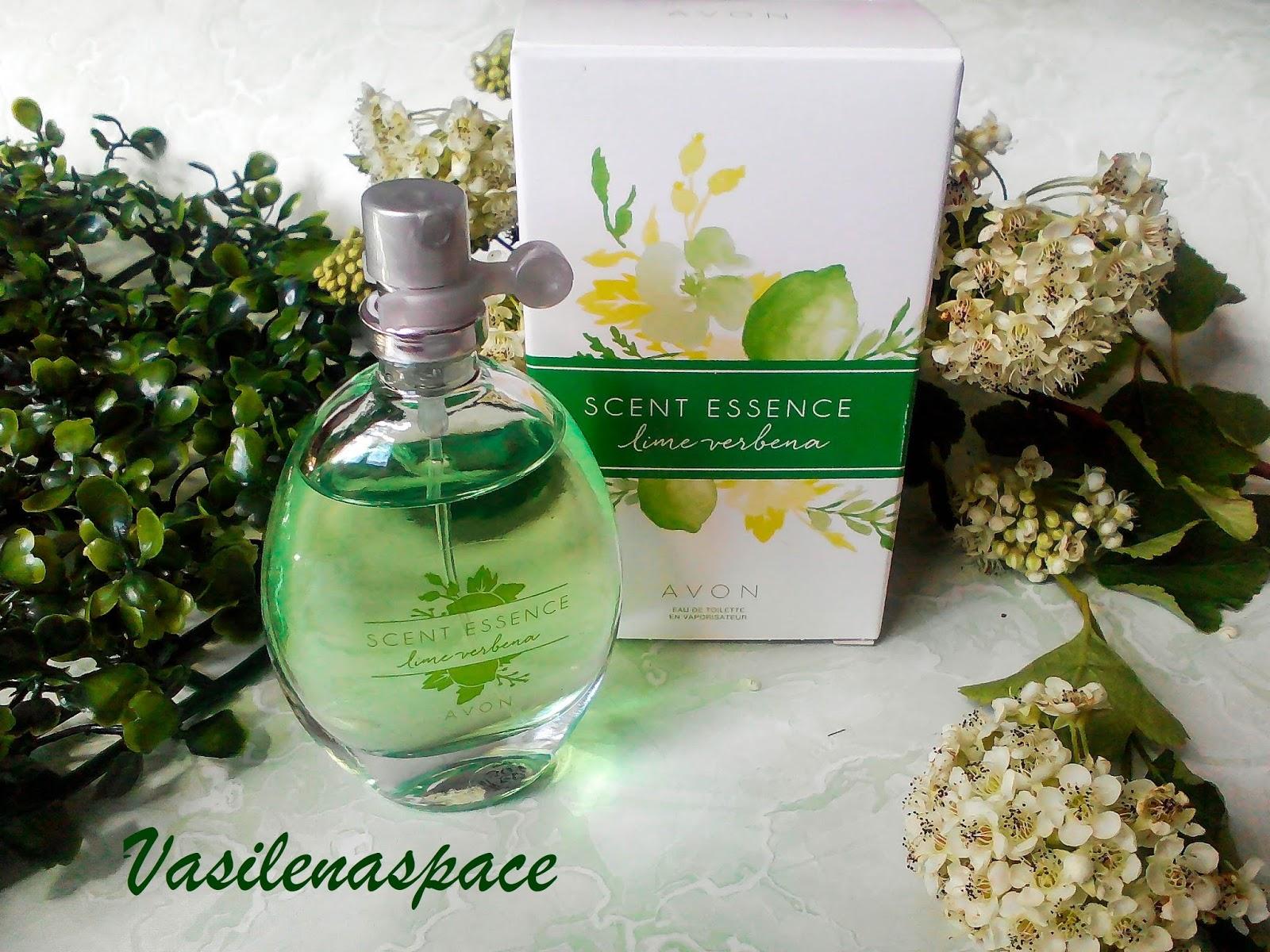 Topnotch Освежающий лимонад - Avon Scent Essence Lime Verbena. PL13