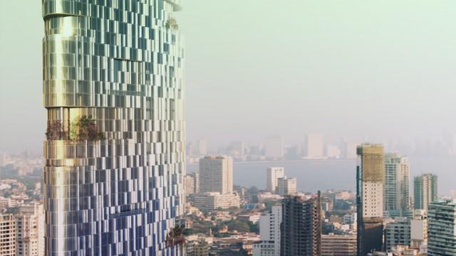 Como este arranha-céu de 116 andares vai confundir o vento