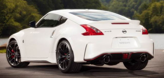 2017 Nissan 370Z Nismo Specs and Release Date