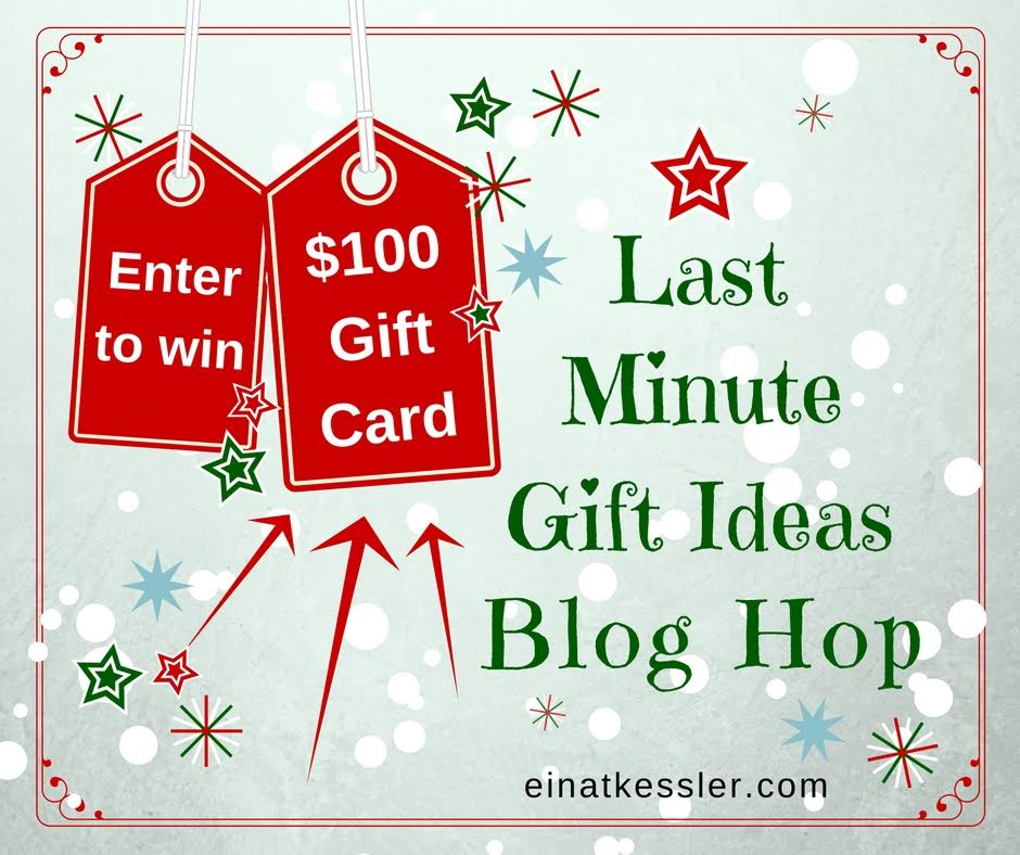 LikeArtStudio By Ola Khomenok: Last Minute Gift Ideas