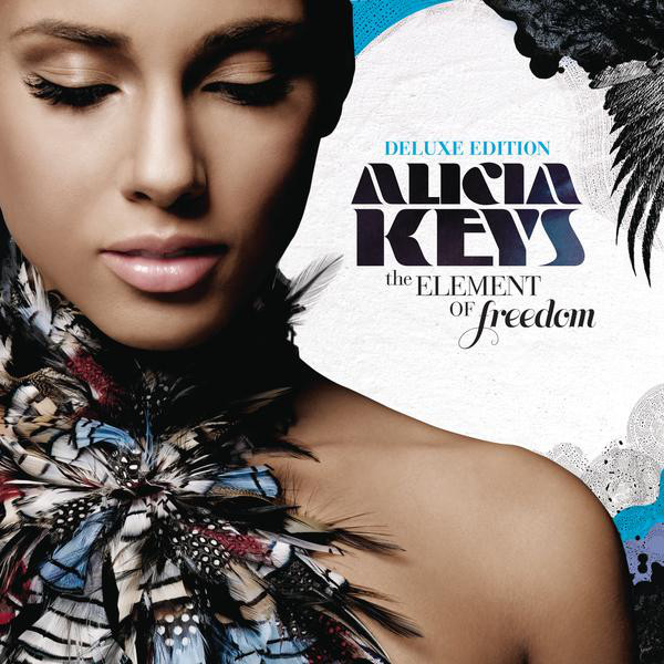 Alicia Keys - The Element of Freedom (Deluxe Version) [Album + Digital Booklet + Music Videos] Cover