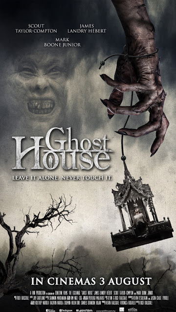 Movie Review : Ghost House (2017)