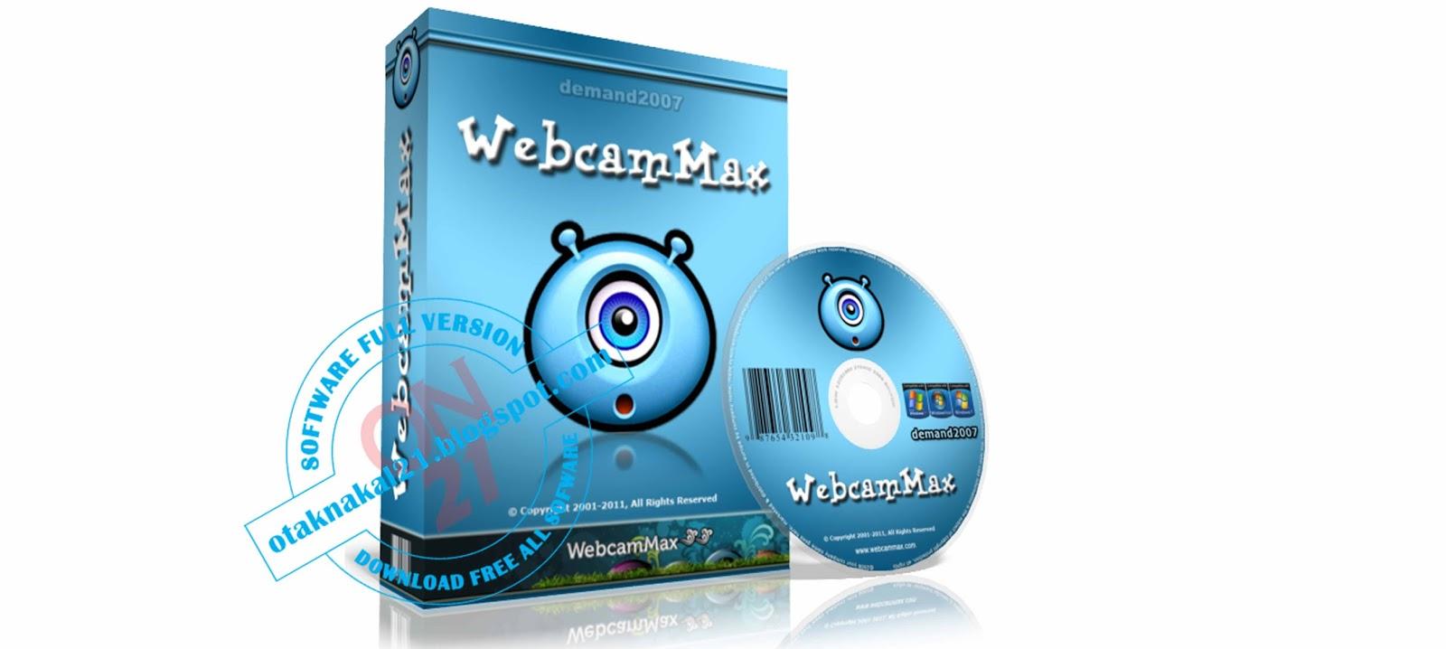 WEBCAMMAX 7 TÉLÉCHARGER WINDOWS