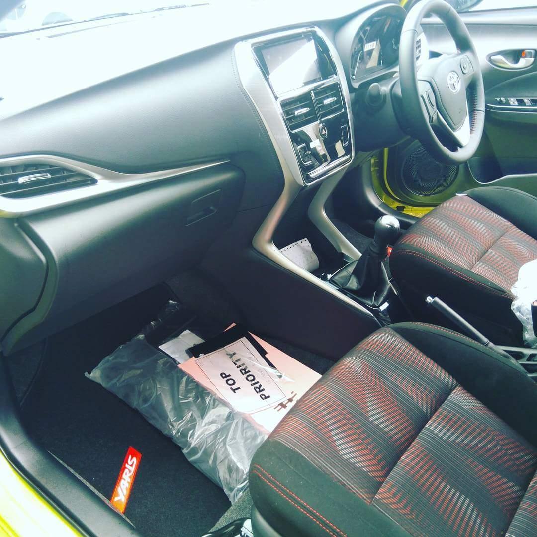 Interior All New Yaris Trd Sportivo Jual Kijang Innova Wah Toyota Begini Toh Bagus Apa