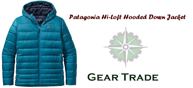 Hi-Loft Hooded Down Jacket - Best Winter Jacket for Men at Gear Trade