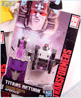 Transformers Titans Return wave 2 Titan Master Apeface Takara トランスフォーマー レジェンズ