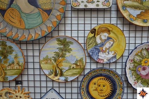 Castelli, ditta Arte Ceramica