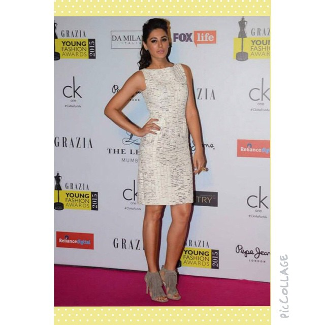 nargis fakhri looked amazing at the grazia young fashion awards 2015 , !!!!! 👍🏻👍🏻👍🏻👍🏻👌🏻👌🏻👌🏻 nargis fakhri , gorgeous , amazing , stunning , beautiful , pretty , hot , grazia india ,, Hot Pics of Nargis Fakhri At Grazia Young Fashion Awards