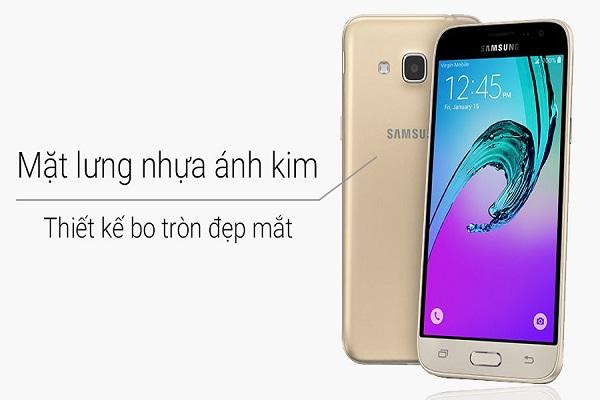 thay vỏ Samsung Galaxy J3 LTE giá rẻ