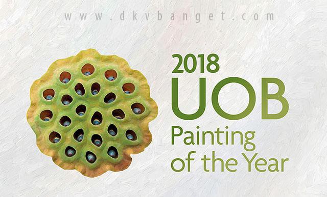 """UOB Painting of The Year 2018. Kompetisi Seni Sebagai """"Kendaraan""""."""