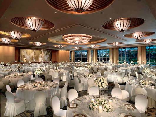 Hitched Wedding Planners Singapore: Ritz Carlton Singapore Wedding Review