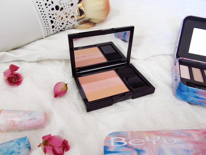 beyu multicolor blush review